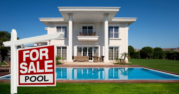 Pools impact on resale values